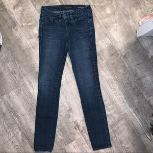 GUESS STRETCH JEANS SIZE 24